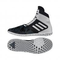 Botas de boxe Adidas Flying Impact black / white