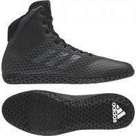 Botas de boxe Adidas Mat Wizard preto