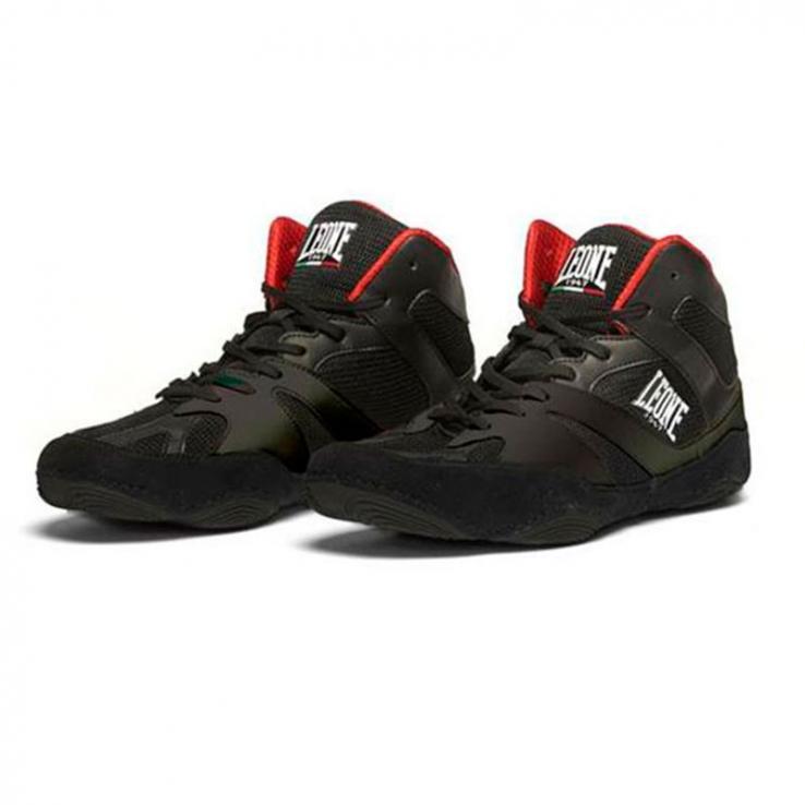 Botas de boxe Leone Luchador CL130