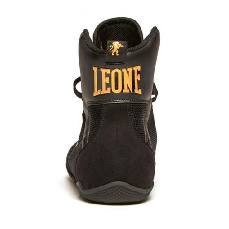 Botas de boxe Leone Premium CL110