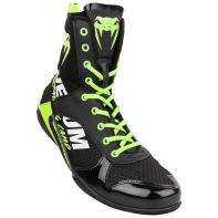 Boxe Botas Venum Elite Edition VTC 2 black/ neo yellow