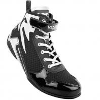 Boxe Botas Venum Elite Giant Low black/white