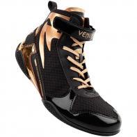 Boxe Botas Venum Elite Giant Low black/golden