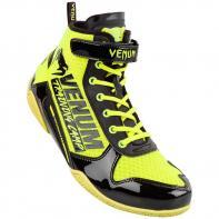 Boxe Botas Venum Elite Giant Low VTC 2 neo yellow/black