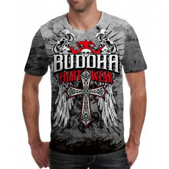 Camiseta  Buddha Dark Angels