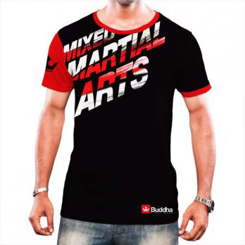 Camiseta  Buddha MMA X
