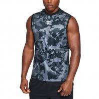 T-shirt de boxe Leone Camouflage grey