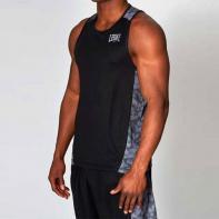 T-shirt de boxe Leone Extrema preto
