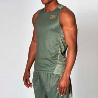 T-shirt de boxe Leone Extrema military