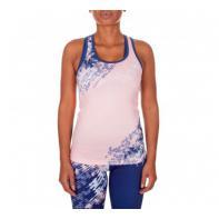 Neo Camo Venum shirt Mulheres Navy Blue/Coral