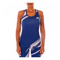 Rapid Venum shirt Mulheres Navy Blue/Coral