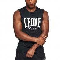 Camiseta Sleeveless Leone Logo black