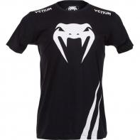 Camiseta venum Challenger preto/branco