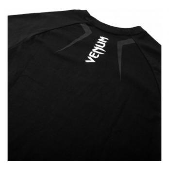 Camiseta Venum Contender 4.0 Preto / cinza-branco