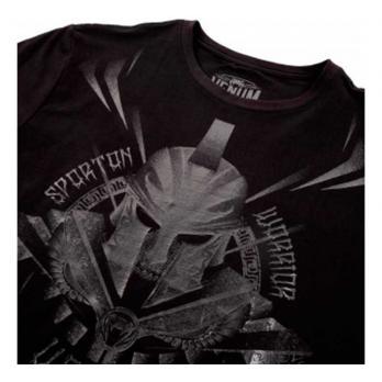 Camiseta Venum Gladiator Preto Matte