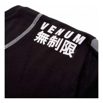 Camiseta Venum Limitless  Preto