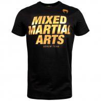 Camiseta Venum MMA VT preto / dourado