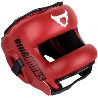 Capacete de boxe  Venum Ringhorns Nitro red By Venum