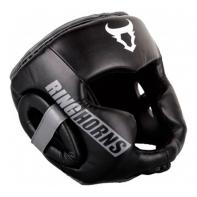 Casco boxe Venum Ringhorns Charger preto By Venum