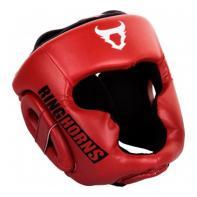 Capacete de boxe Venum Ringhorns Charger vermelho By Venum