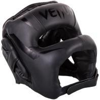Capacete De Boxe Venum Elite Iron Preto/Preto