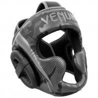 Capacete de boxe Venum Elite Black / Dark Camo