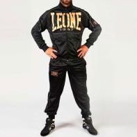 Leone Tracksuit black/gold
