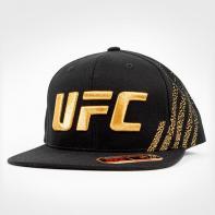 Venum UFC Unisex Cap preto / dourado