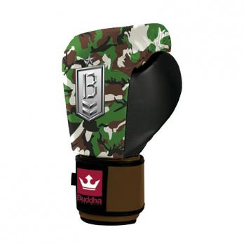 Luvas de boxe Buddha  Army Green Classic