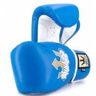 Luvas de boxe Buddha Fight X  blue