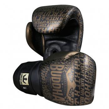 Luvas de boxe Buddha Golden Premium