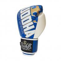 Luvas de boxe Buddha Millenium azul Crianças