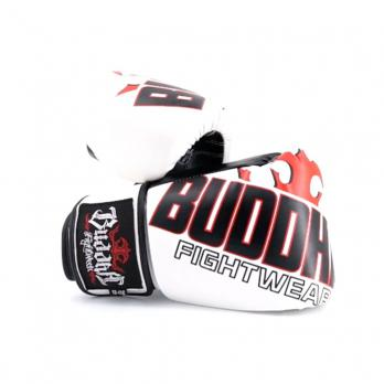 Luvas de boxe Buddha Millenium branco