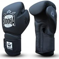 Luvas de boxe Buddha Pro Gel black / black