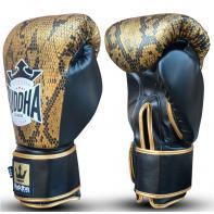 Luvas de boxe Buddha Snake Golden