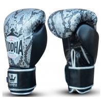Luvas de boxe Buddha Snake Silver