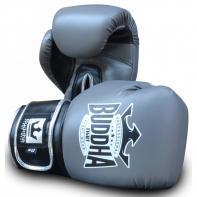 Luvas de boxe Buddha Top Fight grey