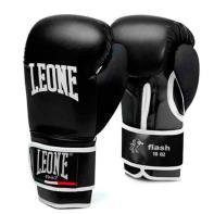 Luvas de boxe Leone Flash Preto/Preto