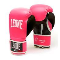 Luvas De Boxe Leone Flash rosa