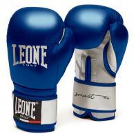 Luvas de boxe Leone Smart azul