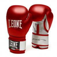 Luvas de boxe Leone Smart vermelho