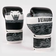 Luvas de boxe criança Venum Bandit black / grey