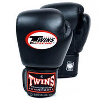 Luvas de boxe Twins BGVL 3  preto