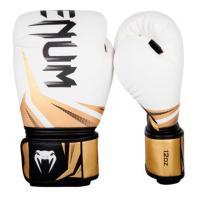 Luvas De Boxe Venum Challenger 3.0 Branco / preto / ouro