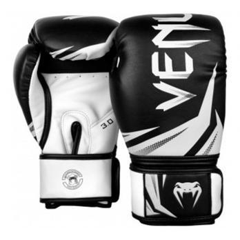 Luvas De Boxe Venum Challenger 3.0 Preto Branco