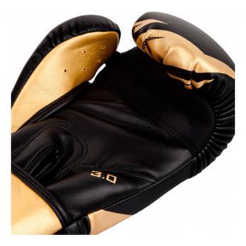 Luvas De Boxe Venum Challenger 3.0 Preto Gold