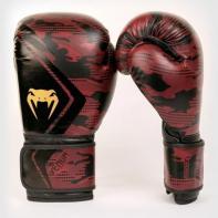 Luvas de boxe Venum Contender 2.0 Defender preto / vermelho