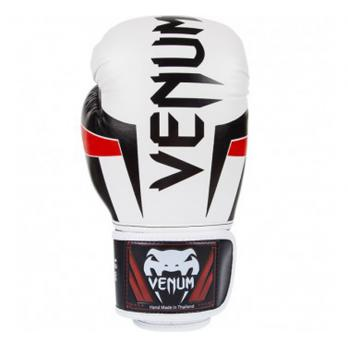 Luvas de boxe Venum Elite branco