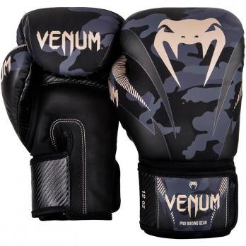Luvas de boxe Venum Impact Dark Camo
