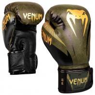 Luvas de boxe Venum Impact khaki